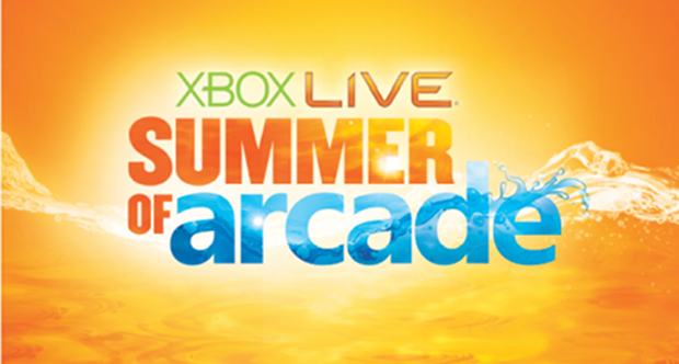 Summer of Arcade 2011 logo