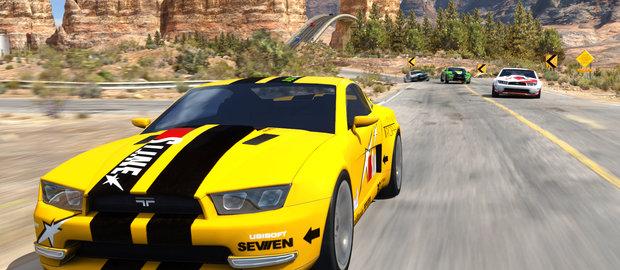 TrackMania2 Canyon News