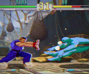 Street Fighter III: Third Strike Online Edition Files