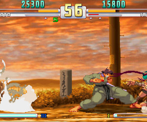 Street Fighter III: Third Strike Online Edition Screenshots