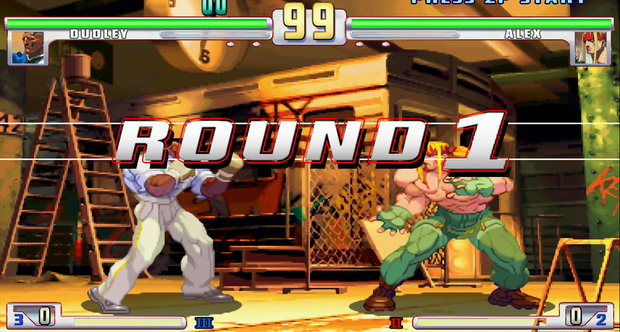 Street Fighter 3 Online Edition is playable offline