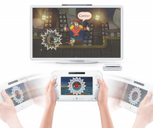 Wii U Screenshots