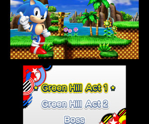 Sonic Generations Chat