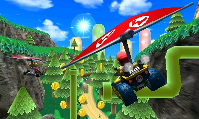 Mario Kart 7 Screenshots