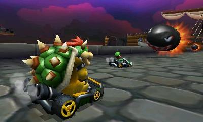 Mario Kart 7 Chat