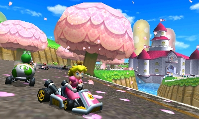Mario Kart 7 Files