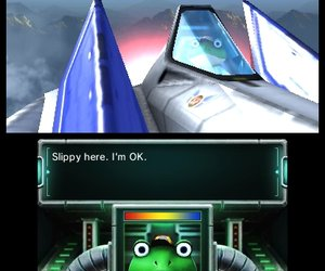 Star Fox 64 3D Files