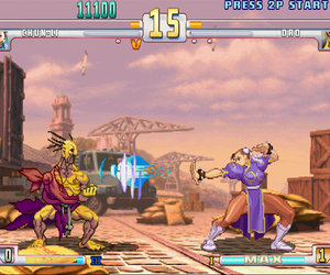 Street Fighter III: Third Strike Online Edition Screenshots