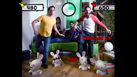 Rabbids: Alive & Kicking Screenshot from Shacknews