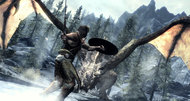 Skyrim: Dragonborn DLC trailer shows riding dragons