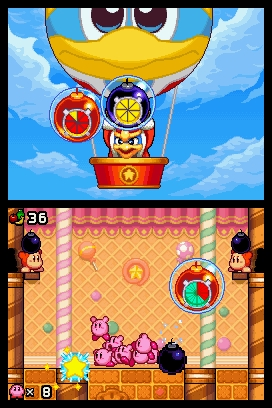 Kirby Mass Attack Files