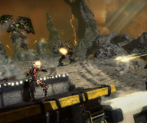 Starhawk Screenshots