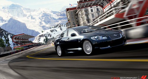Forza Motorsport 4: Demo and Trailer