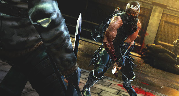 E3 2011 Ninja Gaiden 3 screenshots