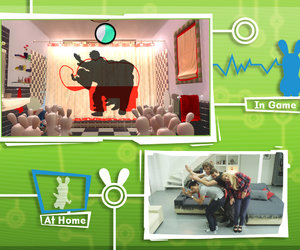 Raving Rabbids: Alive & Kicking Chat