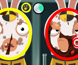 Raving Rabbids: Alive & Kicking Screenshots