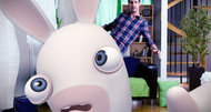 Raving Rabbids: Alive & Kicking announced