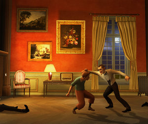 The Adventures of Tintin: The Game Screenshots