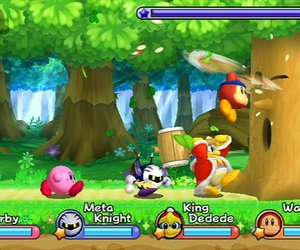 Kirby's Return to Dream Land Screenshots