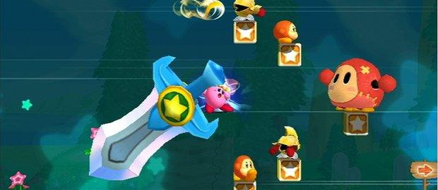 Kirby's Return to Dream Land News