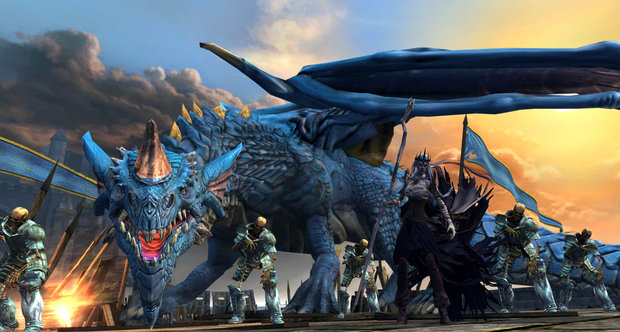 E3 2011 Neverwinter screenshots