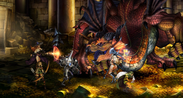 E3 2011 Dragon's Crown screenshots