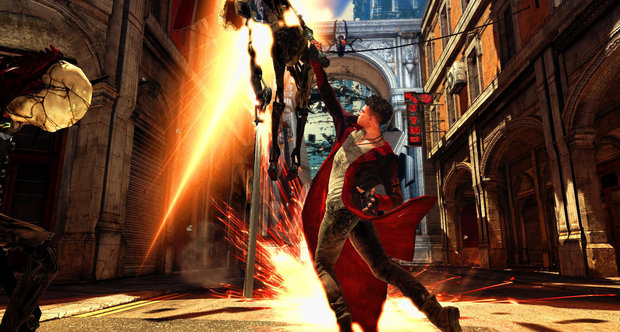 E3 2011 DmC: Devil May Cry screenshots