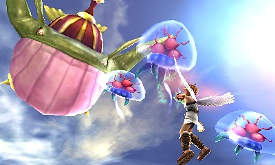Kid Icarus: Uprising Files