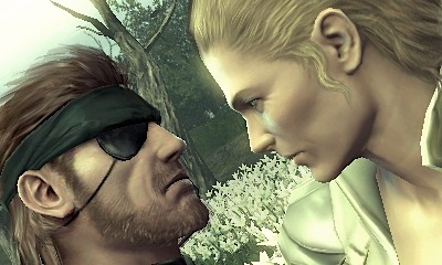 Metal Gear Solid Snake Eater 3D Chat