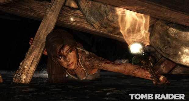 E3 2011 Tomb Raider screenshots