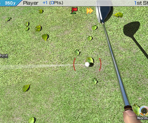 Hot Shots Golf Screenshots