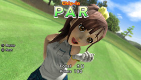 Hot Shots Golf: World Invitational Screenshot from Shacknews