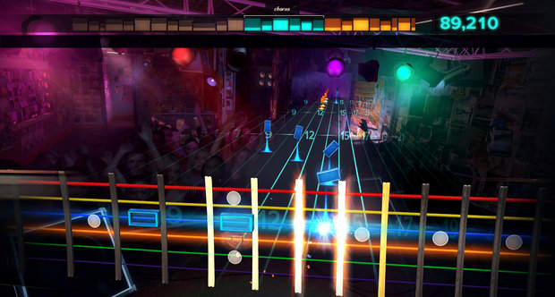 E3 2011 Rocksmith screenshots