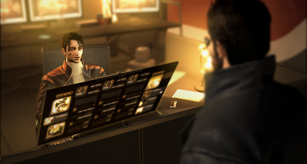 E3 2011 Deus Ex: Human Revolution screenshots