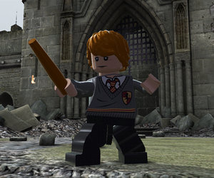 LEGO Harry Potter: Years 5-7 Files