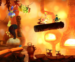 Rayman Origins Screenshots