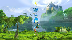 Rayman Origins Screenshot from Shacknews