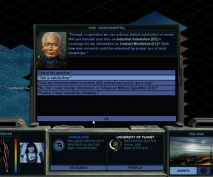 Sid Meier's Alpha Centauri Chat