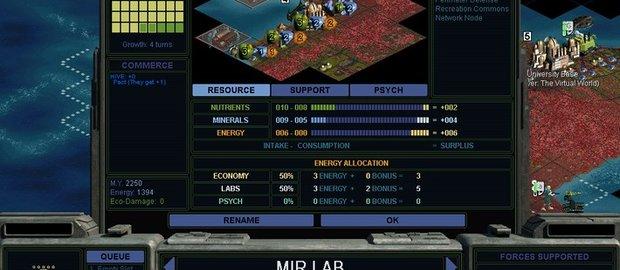 Sid Meier's Alpha Centauri News