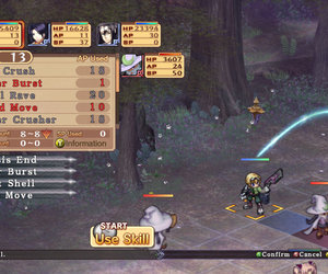 Record of Agarest War Zero Chat