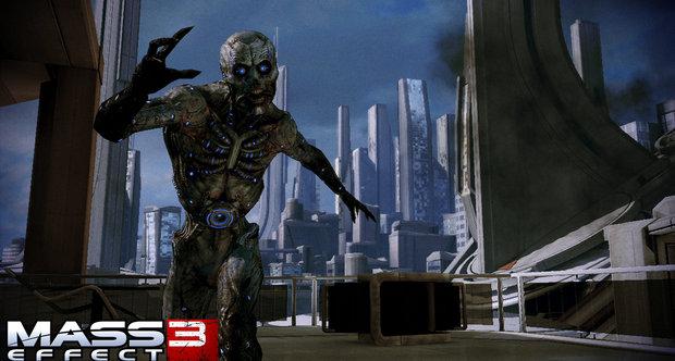 Rumor: Mass Effect 3 co-op is 'Horde' style