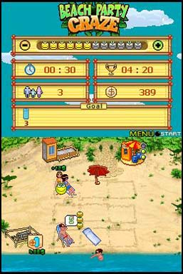 Beach Party Craze Screenshots