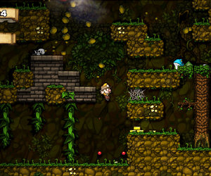 Spelunky Chat