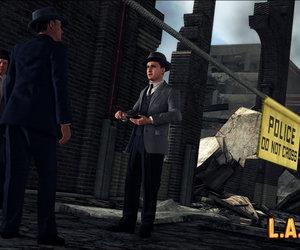 L.A. Noire Screenshots