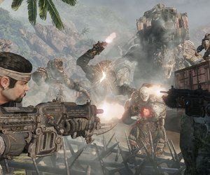 Gears of War 3 Chat