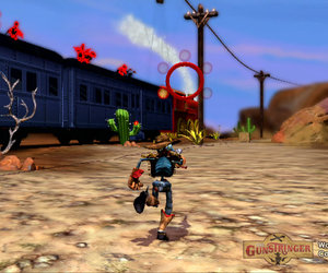 The Gunstringer Screenshots