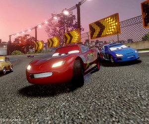 Cars 2: The Video Game Screenshots