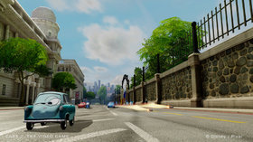 Cars 2 Screenshot from Shacknews