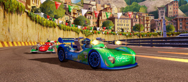 Cars 2: The Video Game News