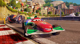 Cars 2: The Video Game Screenshot from Shacknews
